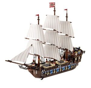 Technology Gifts 2014 - Lego Pirate Flagship