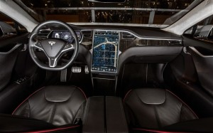 Technology Gifts 2014 - Tesla-Model-S-dash