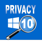 Windows 10 Privacy Settings MVI