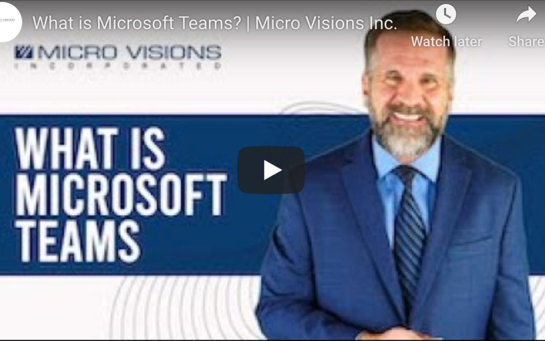 Microsoft Teams Support In Grand Rapids